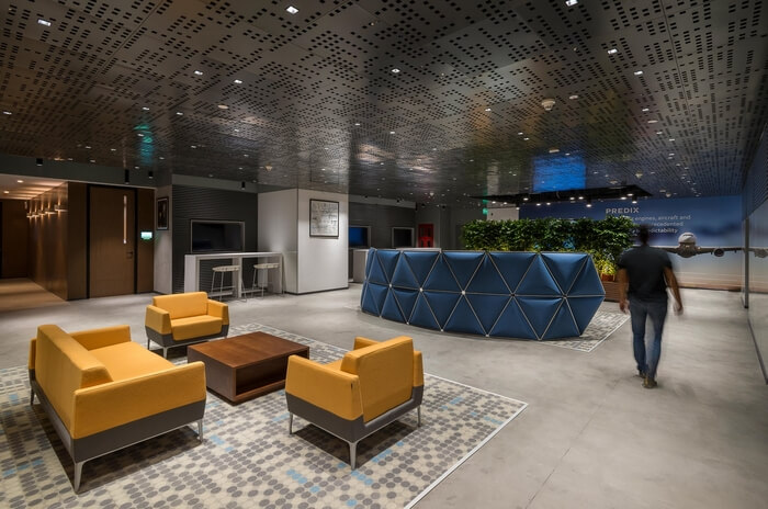 GE digital office by RC Architecture