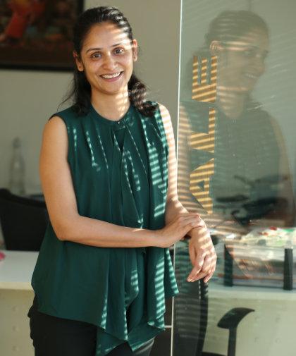 Ruchi Tripathy